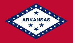 The state flag of Arkansas | Arkansas Medicare Insurance Plans