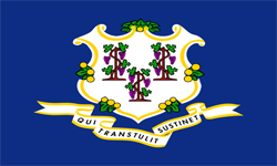 The state flag of Connecticut | Connecticut Medicare Insurance Plans