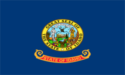 The state flag of Idaho | Idaho Medicare Insurance plans