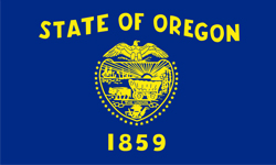 The state flag of Oregon | Oregon Medicare Insurance Plans