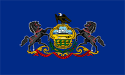 The state flag of Pennsylvania | Pennsylvania Medicare Insurance Plans