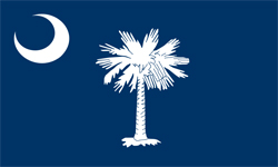 The state flag of South Carolina | South Carolina Medicare Insurance Plans