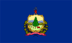 The state flag of Vermont | Vermont Medicare Insurance Plans