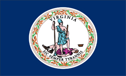 The state flag of Virginia | Virginia Medicare Insurance Plans