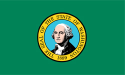 The state flag of Washington | Washington Medicare Insurance Plans