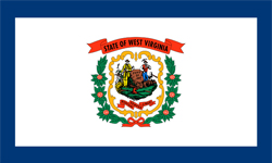 The state flag of West Virginia | West Virginia Medicare Insurance